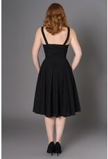 Sheen Bianca Dress black