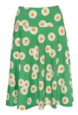 LaLaMour Cirkle Skirt Daisy - Green