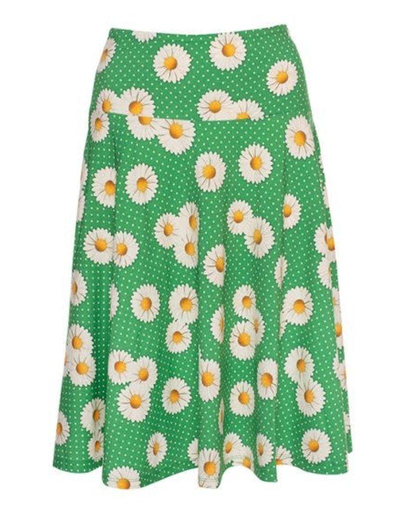 LaLaMour Cirkle Skirt Daisy - Green