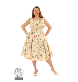 Hearts & Roses Bridget Swing Dress