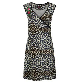 Tante Betsy Dress Lambada Leopard Light