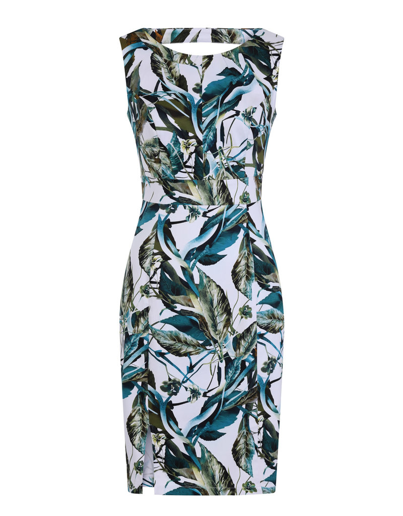 Hearts & Roses Felicity Floral Wiggle Dress