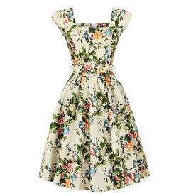 Lady V Swing Dress - Hummingbird