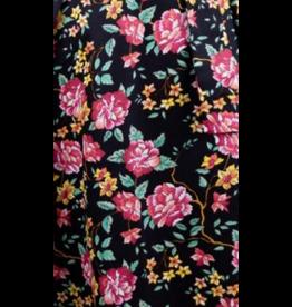 Lady V Ornate Floral Tea dress