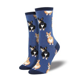 SockSmith Corgi Butt socks