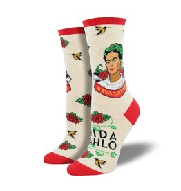 SockSmith Viva La Frida Socks