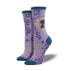 SockSmith Jane Austen socks