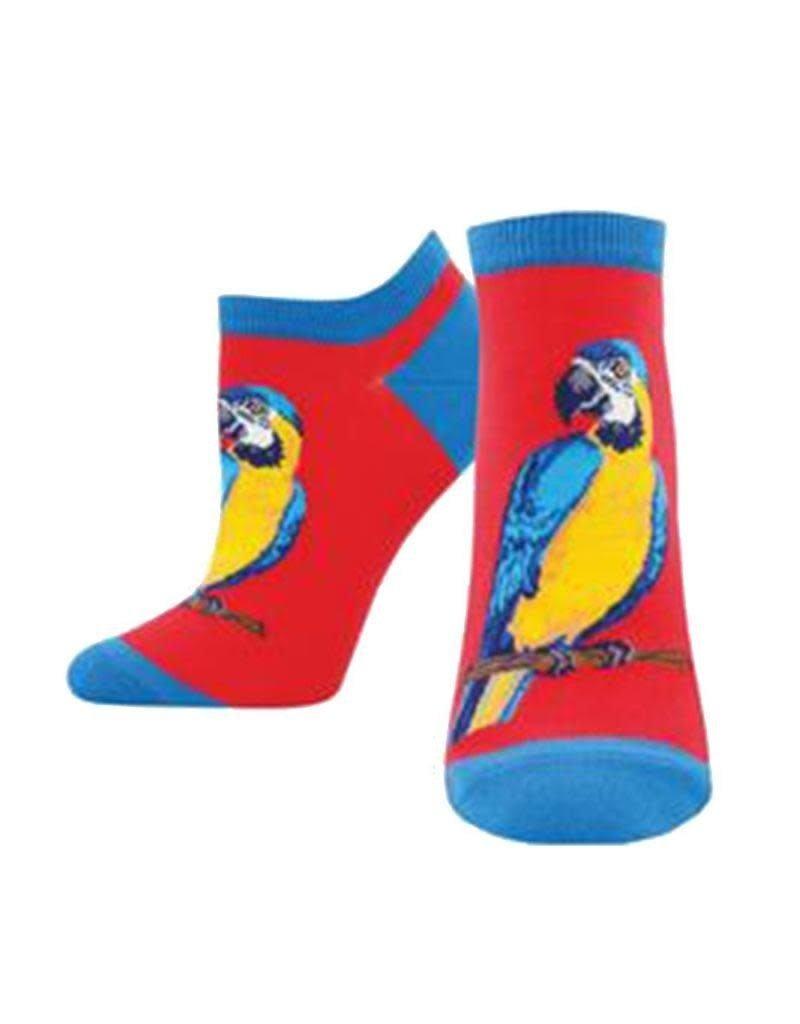 SockSmith A-parrot-ly short socks