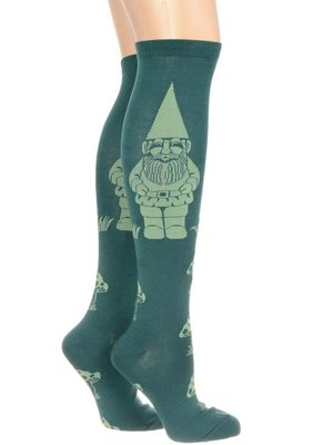 SockSmith Gnome knee high socks
