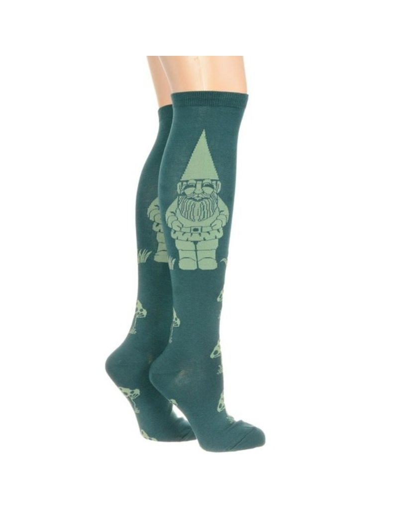 SockSmith Gnome knee high socks