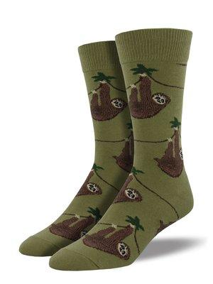 SockSmith Sloth mens socks