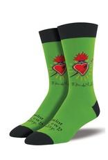 SockSmith Frida Heart socks