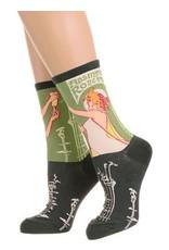 SockSmith Absinth socks