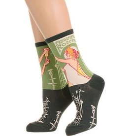 SockSmith Absinth socks