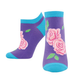 SockSmith Floral short socks