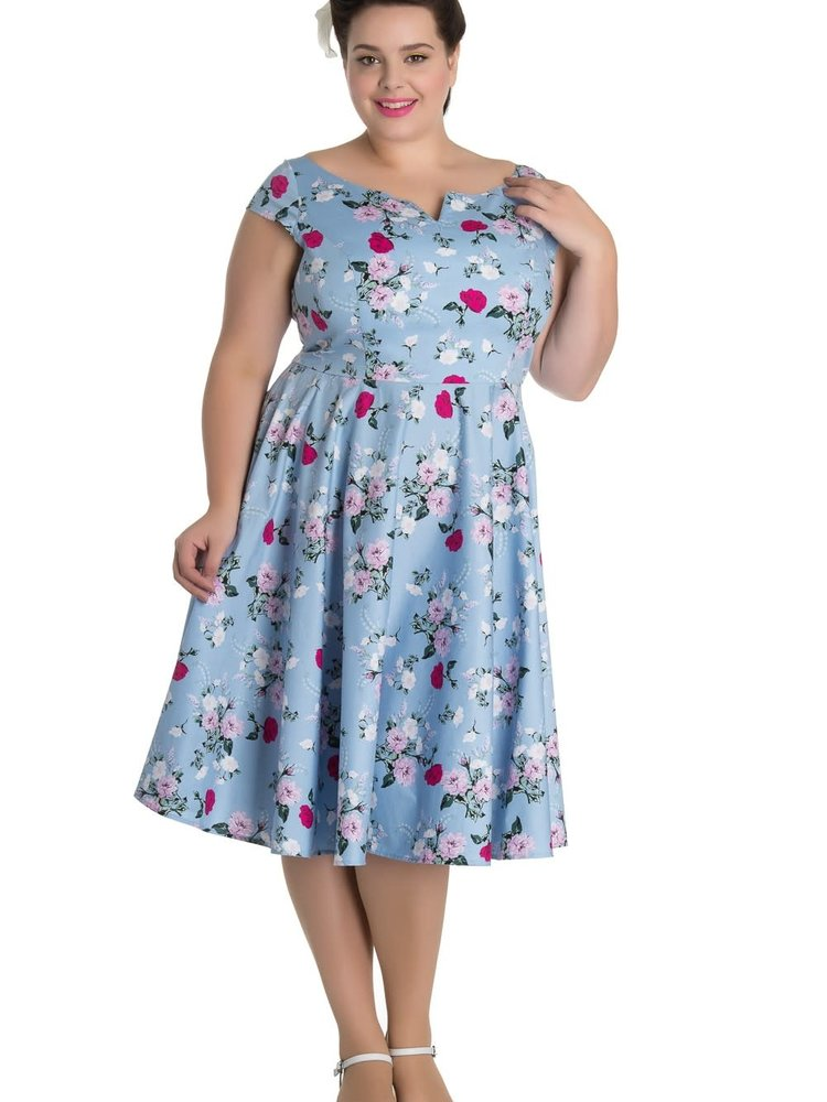 Hell Bunny Belinda 50s Dress