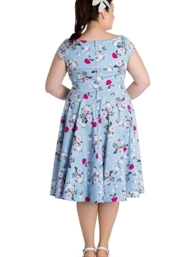 Hell Bunny Belinda 50s jurk