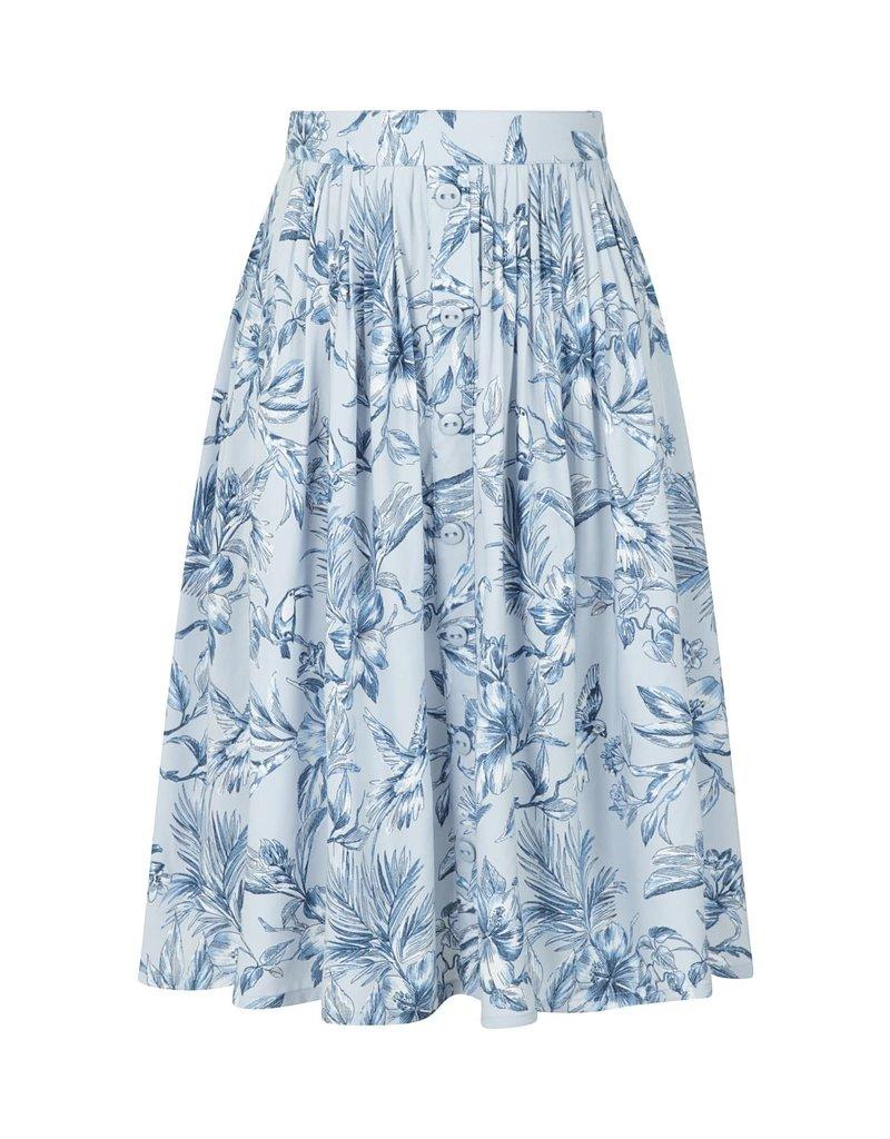 Hell Bunny Brasilia Skirt