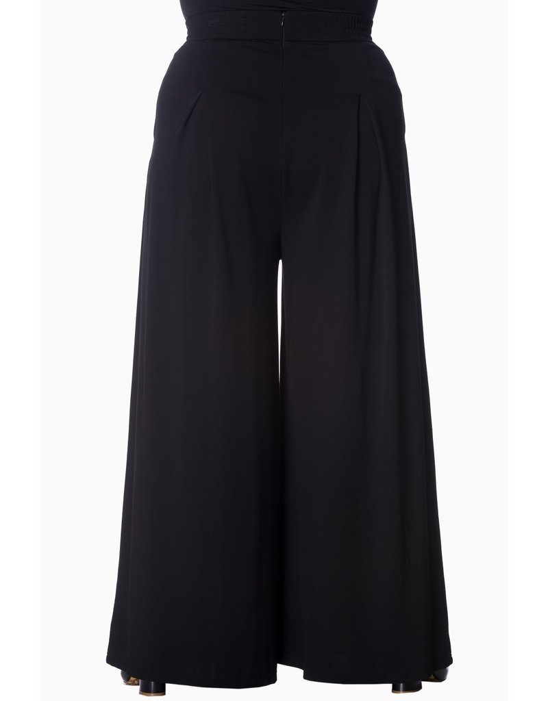 Banned Indiana Trousers - black