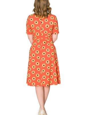 Sheen Stephanie Dress - sunflowers