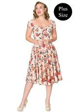 Sheen Clara Dress - Tucan