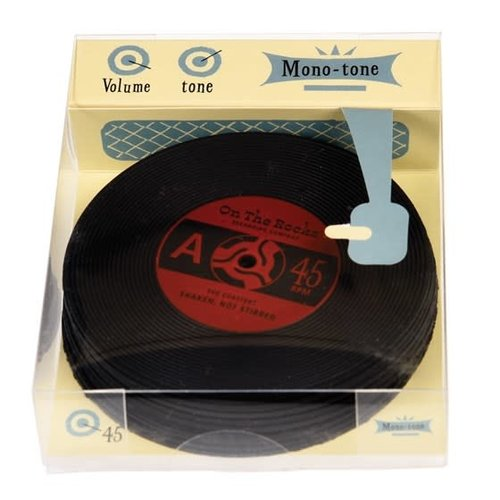 Rex London silicone Record Coasters