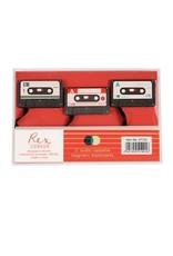Rex London Cassette tape bookmarks