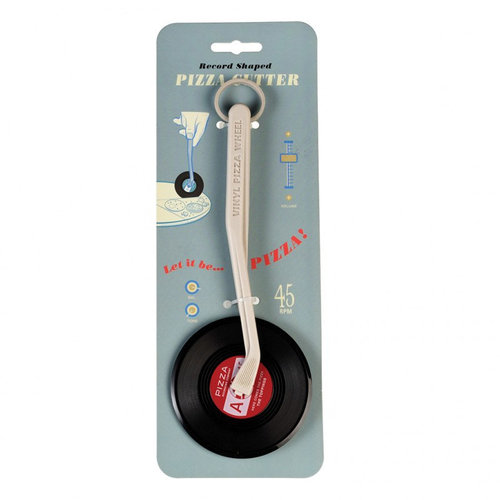 Rex London Record Pizza Cutter