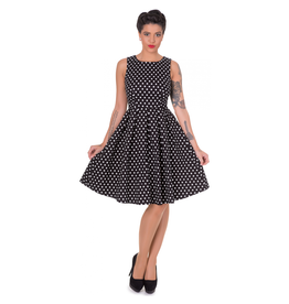 Dolly & Dotty Lola Classic polka dot dress