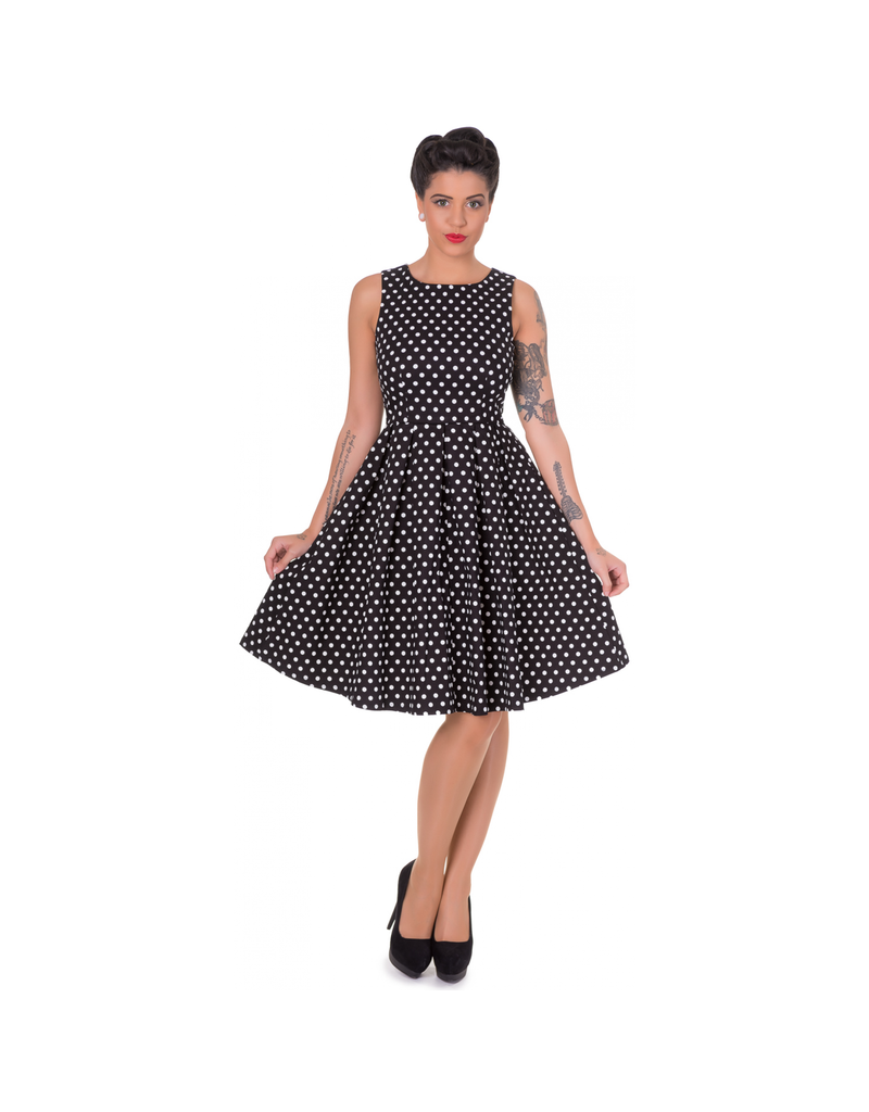 Dolly & Dotty Lola Classic polka dot dress