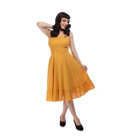 Collectif Maggie Pinafore Swing Dress