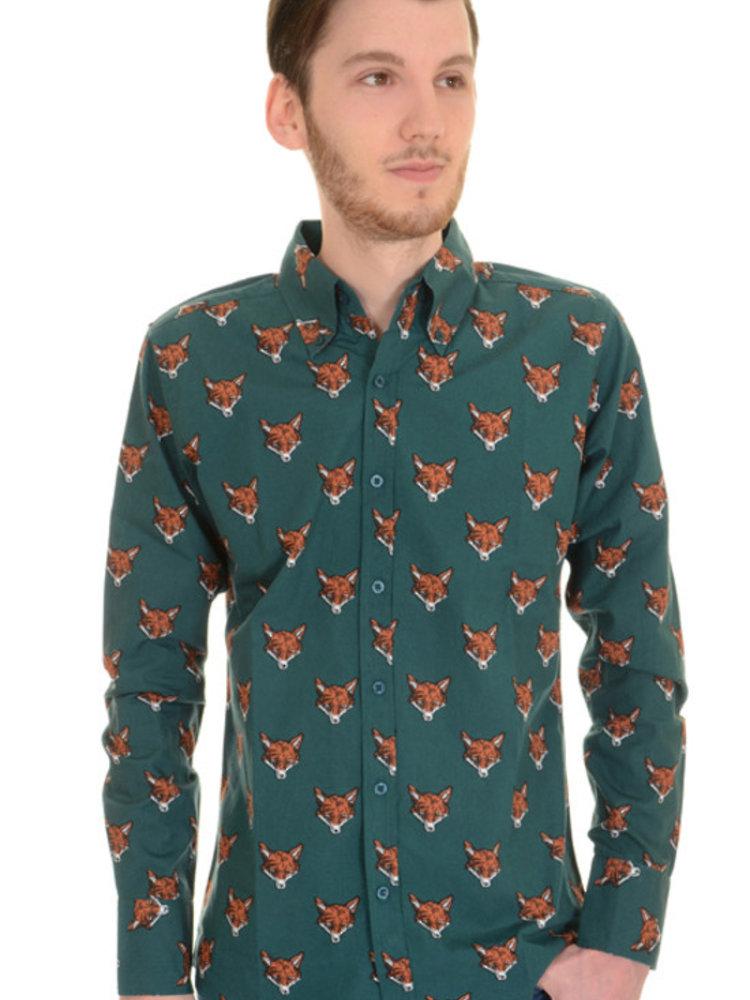 Run & Fly Fox shirt Long sleeves