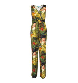 LaLaMour Jumpsuit bouquet