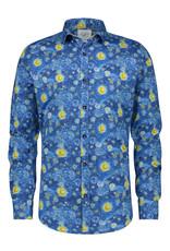 A Fish Named Fred Van Gogh Starry Night shirt