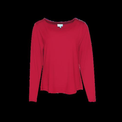 LaLaMour Loose shirt II - Red