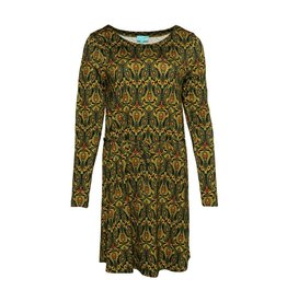 LaLaMour Tunic Dress tulip