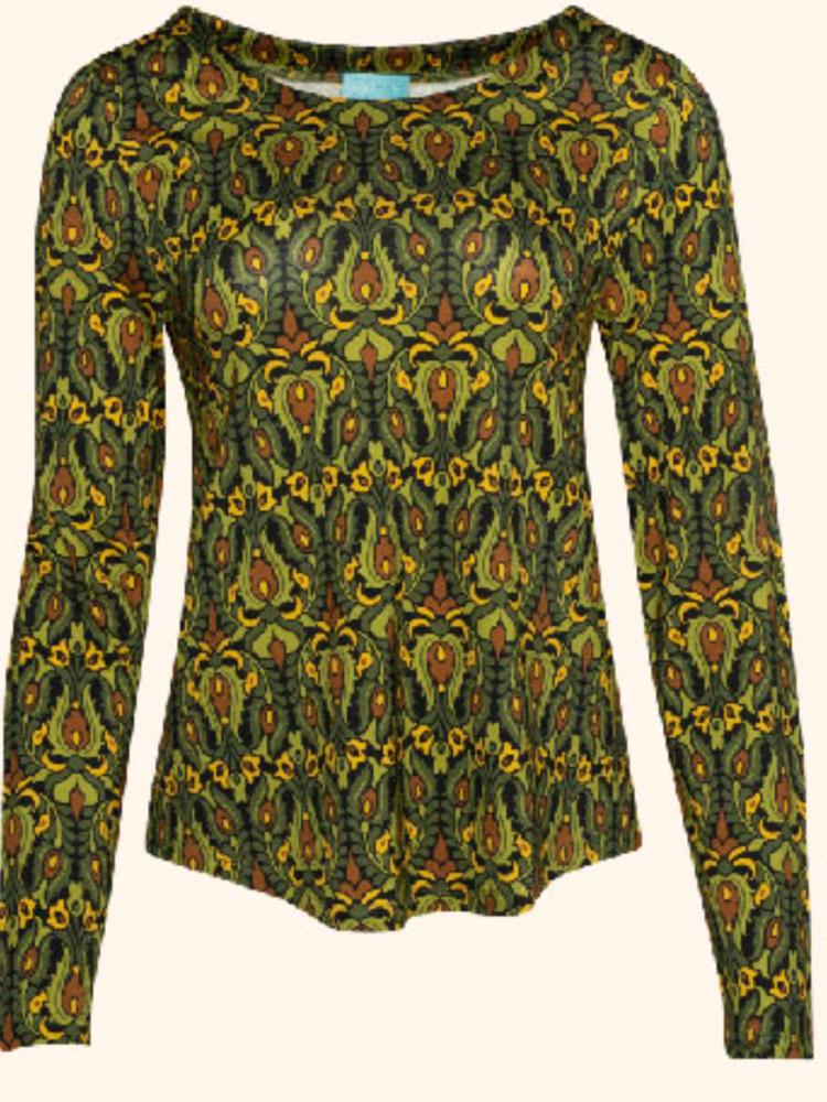 LaLaMour Loose Shirt tulip