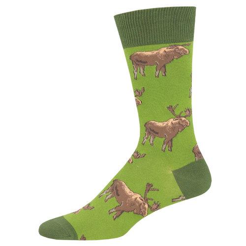 SockSmith Moose mens socks