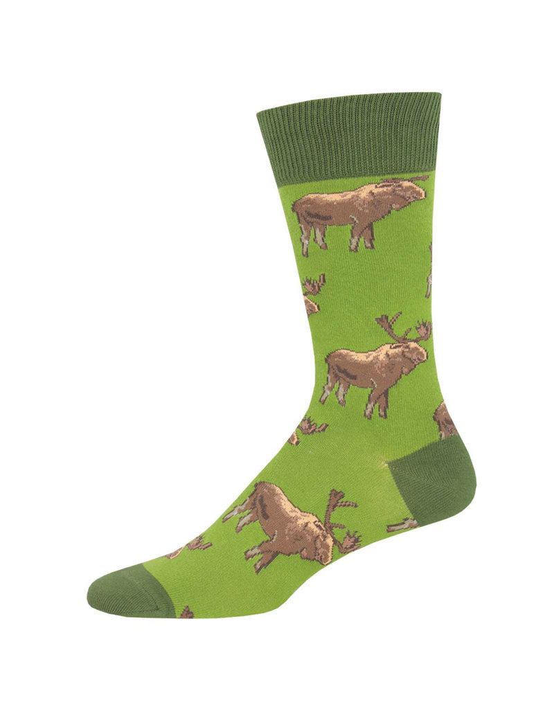 SockSmith Moose mens socks