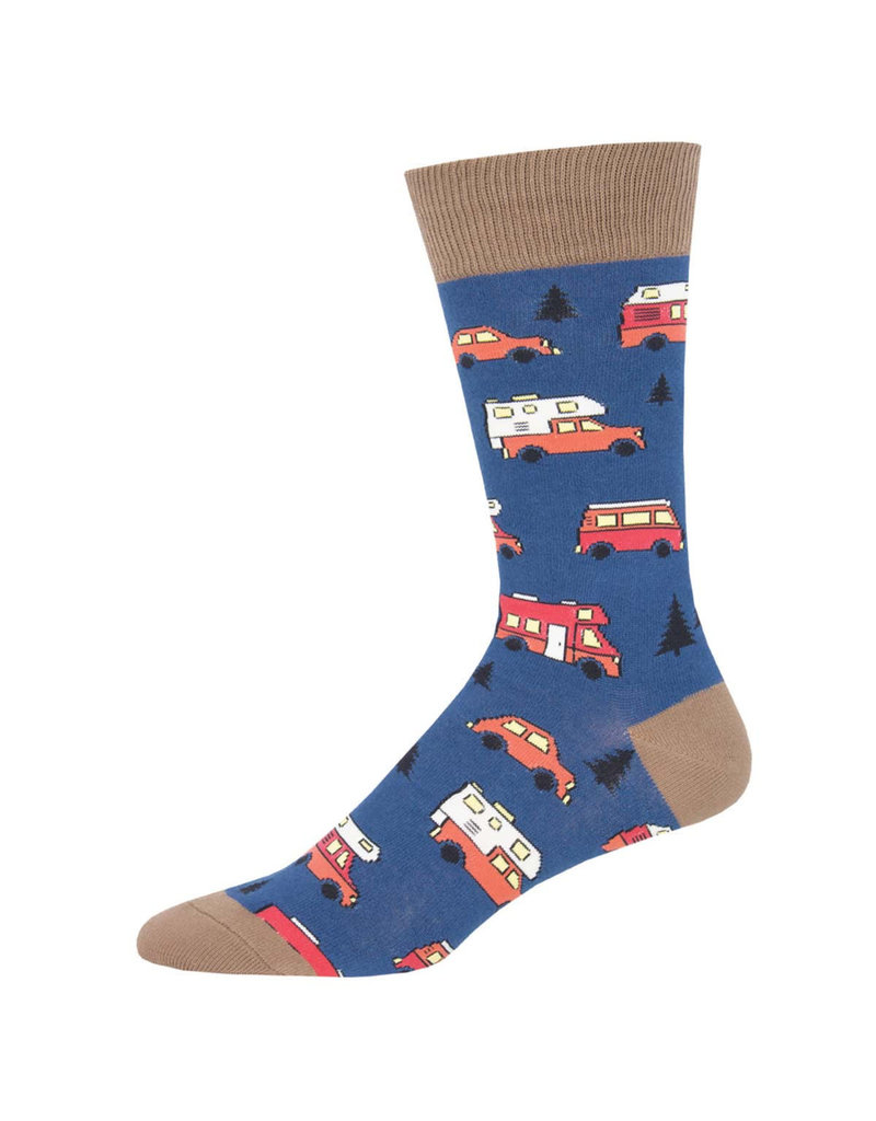 SockSmith Are we there yet mens socks