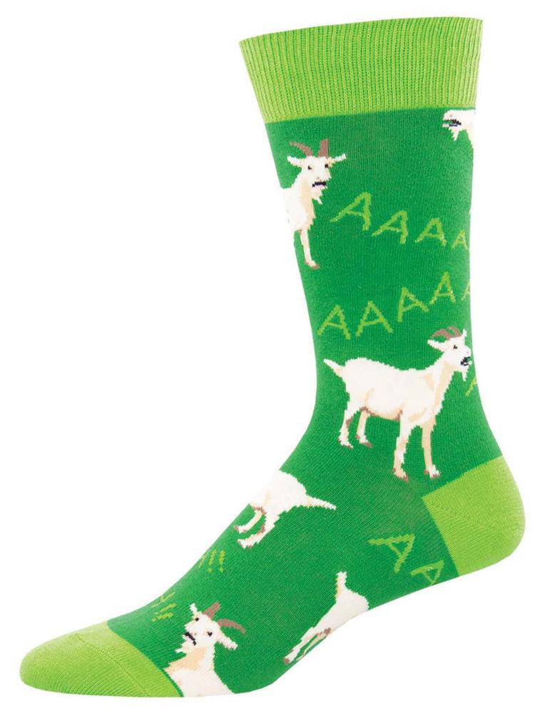 SockSmith Goats mens socks