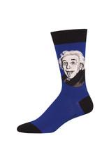 SockSmith Einstein mens socks