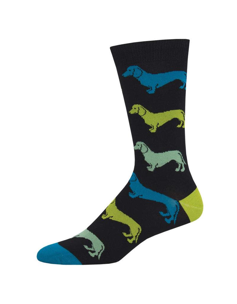 SockSmith Dachshund mens socks