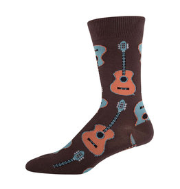 SockSmith Guitar mens socks