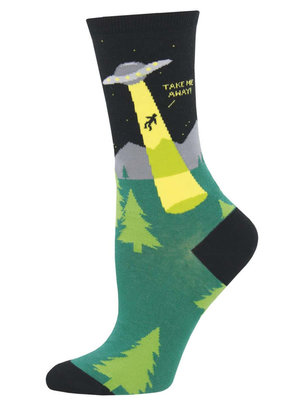 SockSmith Alien socks