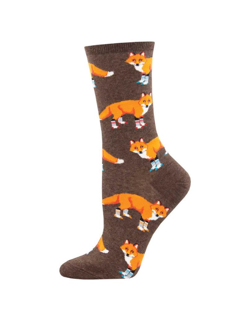 SockSmith socksy foxy socks