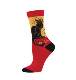SockSmith Chat Noir socks