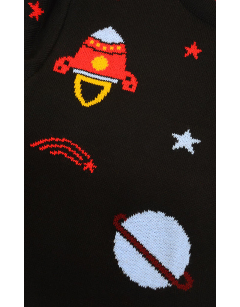 Run & Fly Retro Space Jumper