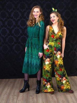 LaLaMour Jumpsuit bouquet