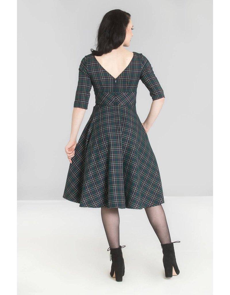 Hell Bunny Peebles 50's Dress
